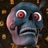 頭蓋骨のクロック HD