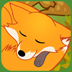 icon for Ferdinand Fox's Big Sleep - interactive rhyming story book app for kids