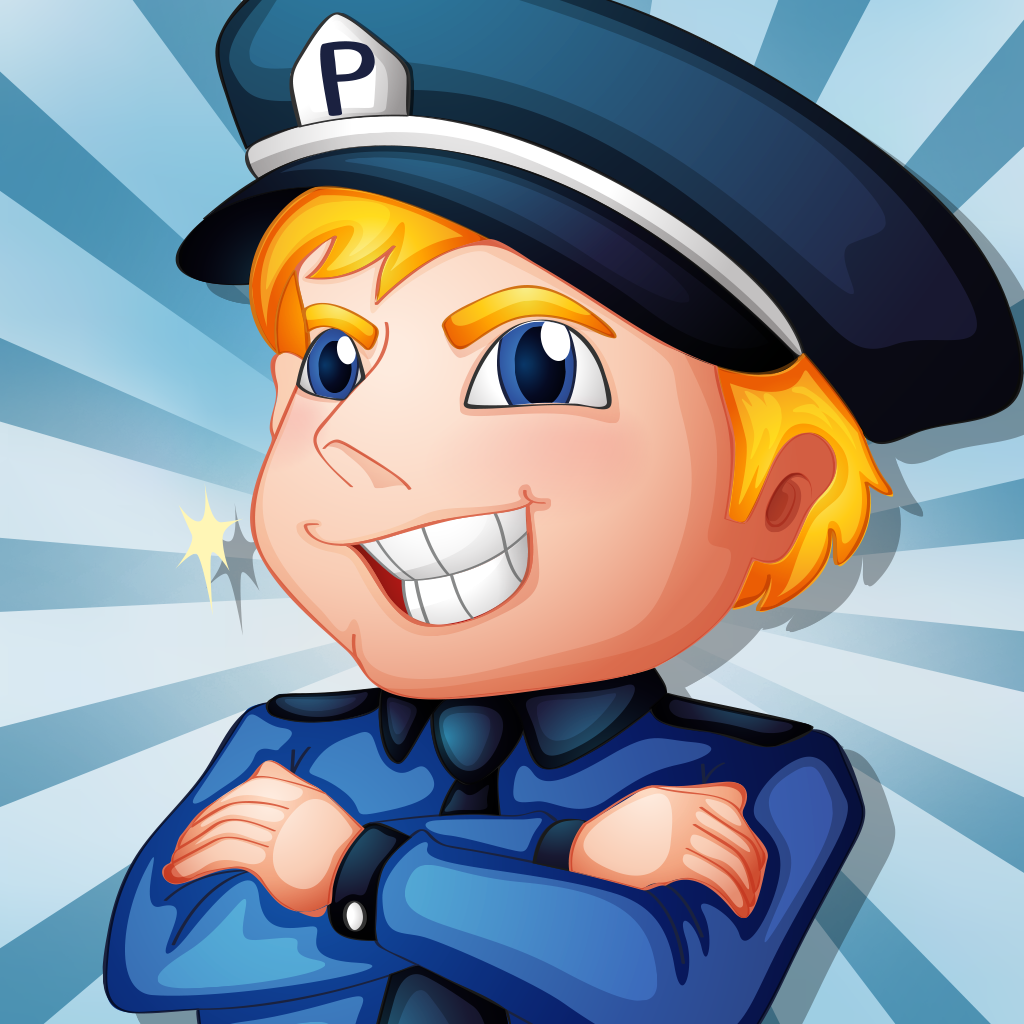 A Police Learning Game for Children